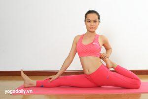 Yoga cơ bản - Nghệ thuật sống khỏe mạnh & hạnh phúc