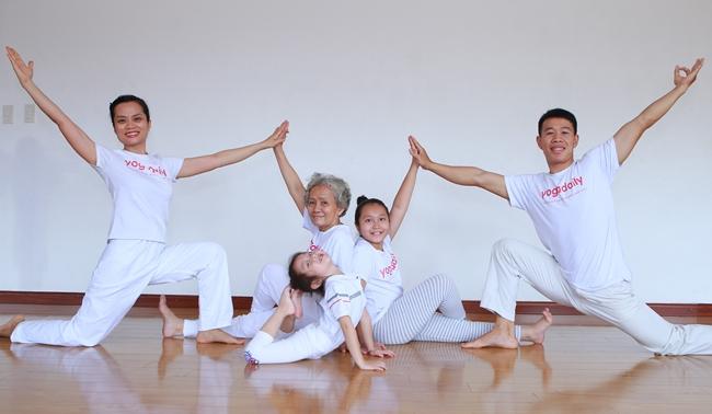 yoga trị liệu người bệnh cao tuổi yogadaily