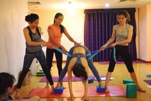 yoga định tuyến