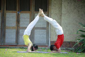 huấn luyện viên yoga