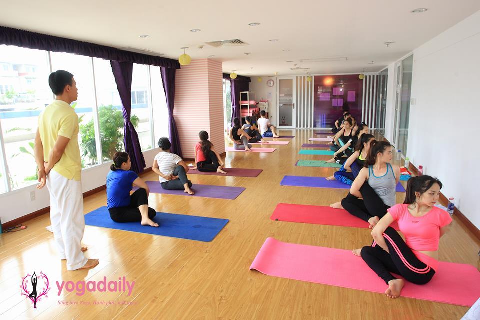 Trung tâm Yogadaily Phú Nhuận TPHCM