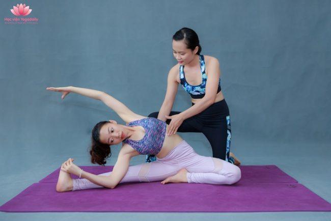 Yoga cơ bản cho người mới bắt đầu