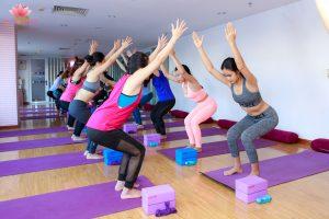 Yoga định tuyến & nhận thức cơ thể