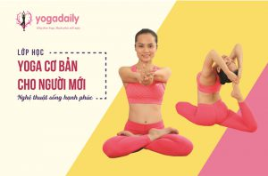 yoga cơ bản cho người mới