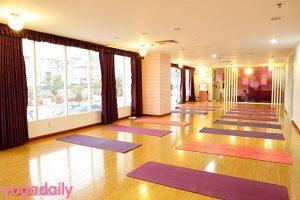 thuê phòng tập yoga