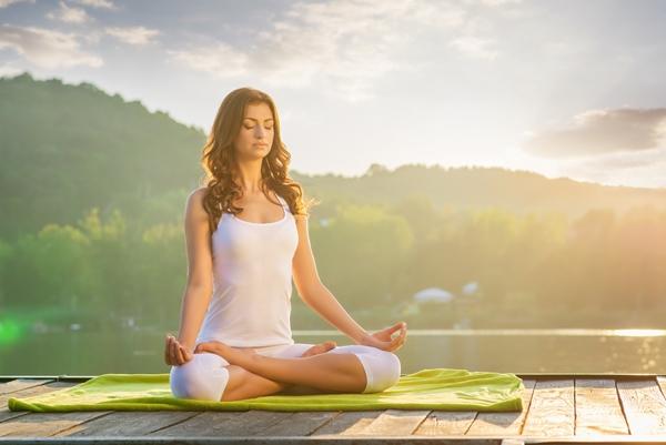 thiền thở trong yoga