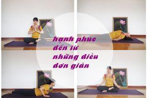 Nhật ký Yoga - Hạnh phúc đến từ những điều đơn giản