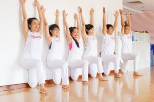 Bài tập Yoga sức khỏe cho dân văn phòng