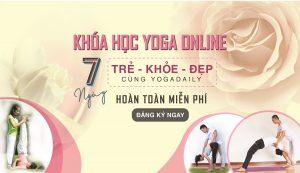 trẻ khỏe đẹp cùng yoga online