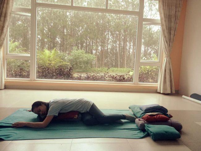 yoga phục hồi