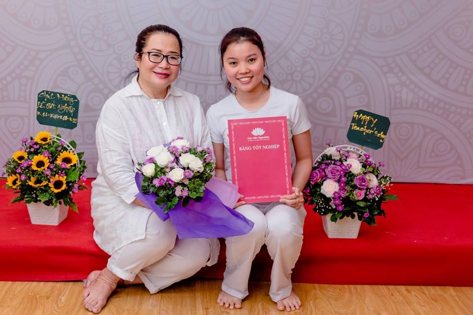 HLV Yoga Lê Việt Nga Yogadaily