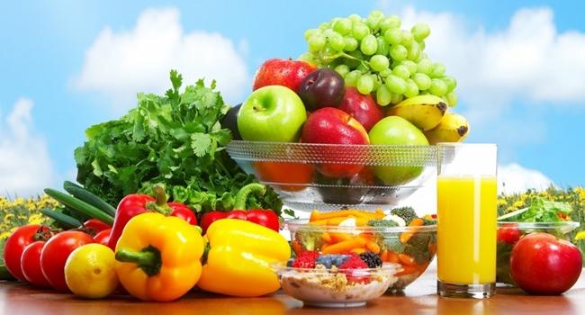 ăn rau quả trước khi ăn