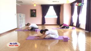 Bài tập Yin Yoga giúp giải tỏa tình trạng đau nhức do căng mỏi cơ