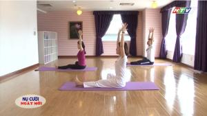 Bài tập Yoga giảm stress tại nhà