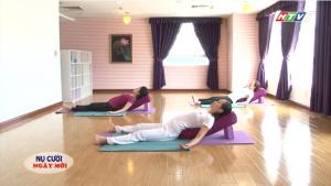 Yoga giúp phục hồi sức khỏe