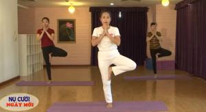 Yoga hỗ trợ điều trị rối loạn tiền đình