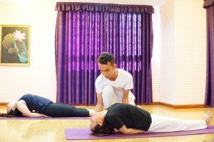 huấn luyện viên yogadaily khóa 14