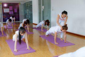 huấn luyện viên yogadaily