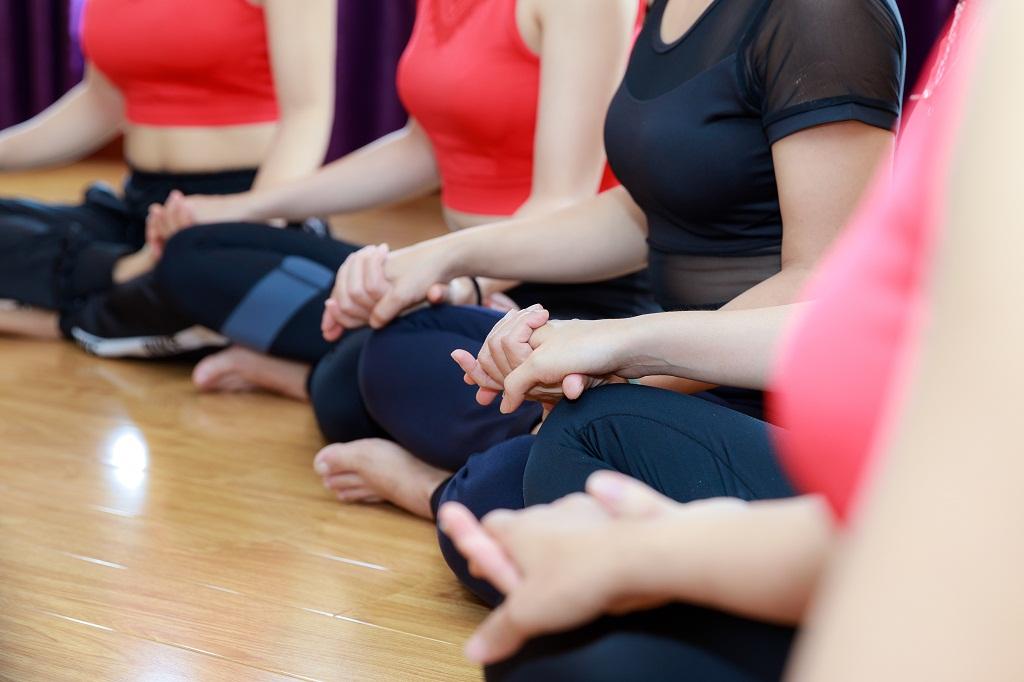 huấn luyện viên yoga yogadaily khóa 21