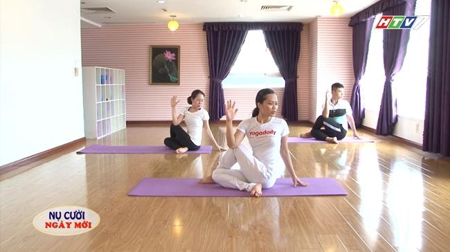 HLV Yoga Bùi Châu Đảo - HTV7