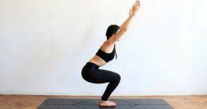 Tư thế Yoga nâng cao tạo cơ bụng 6 múi