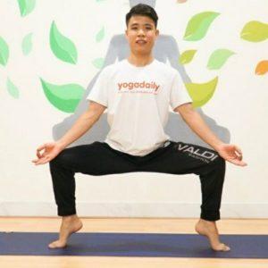 HLV Yoga Đặng Tuấn Đạt