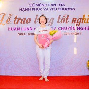 HLV Yoga Huỳnh Thị Nhung