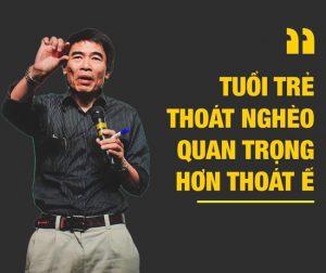 Những nguyên tắc để thành công - Tiến sĩ Lê Thẩm Dương