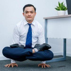 HLV Yoga - Thạc sĩ Trần Văn Đúng