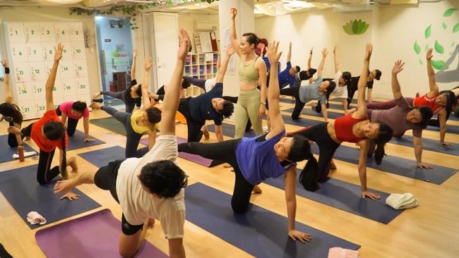 Bộ đồ tập Yoga