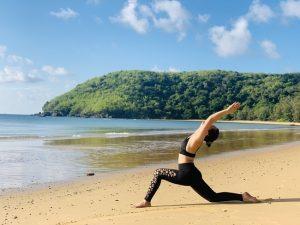 Yoga thời Covid