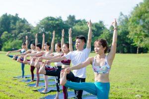 Yoga khác biệt gì với tập thể dục?